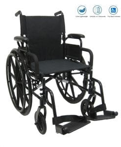 802dy30lbswheelchair