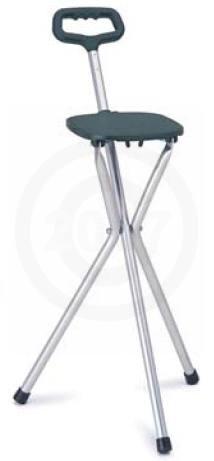 Folding Seat Cane - Walking Aids