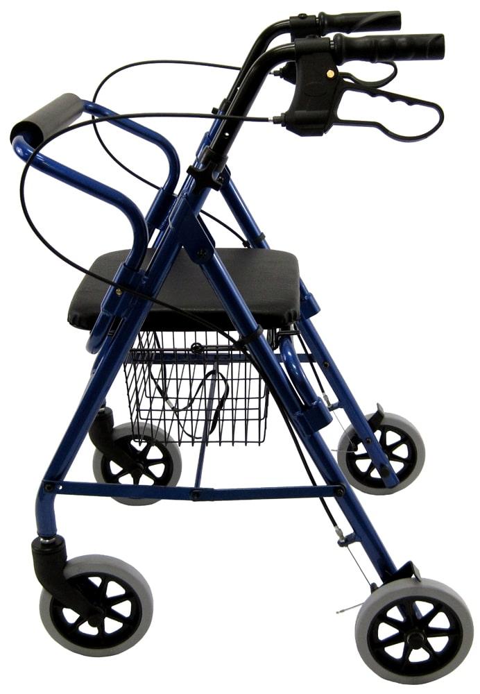 Rollator R 4100n Junior Extra Narrow Walking Aid