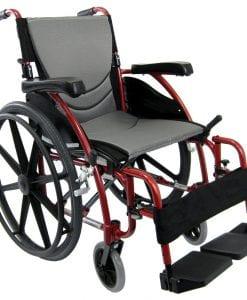 S-Ergo 115 Magnesium Wheels