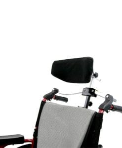 Universal Wheelchair Headrest