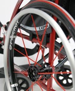 S-Ergo 115 Wheelchair Rims