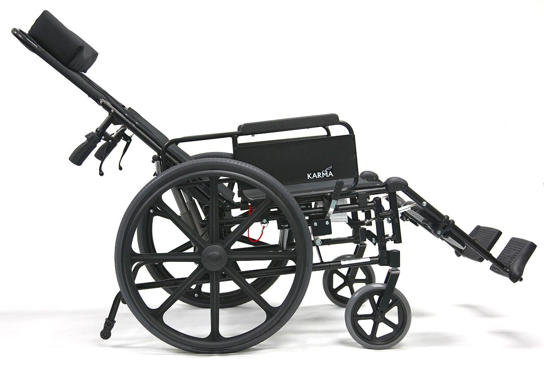 KM-5000F Reclining Position Wheelchair