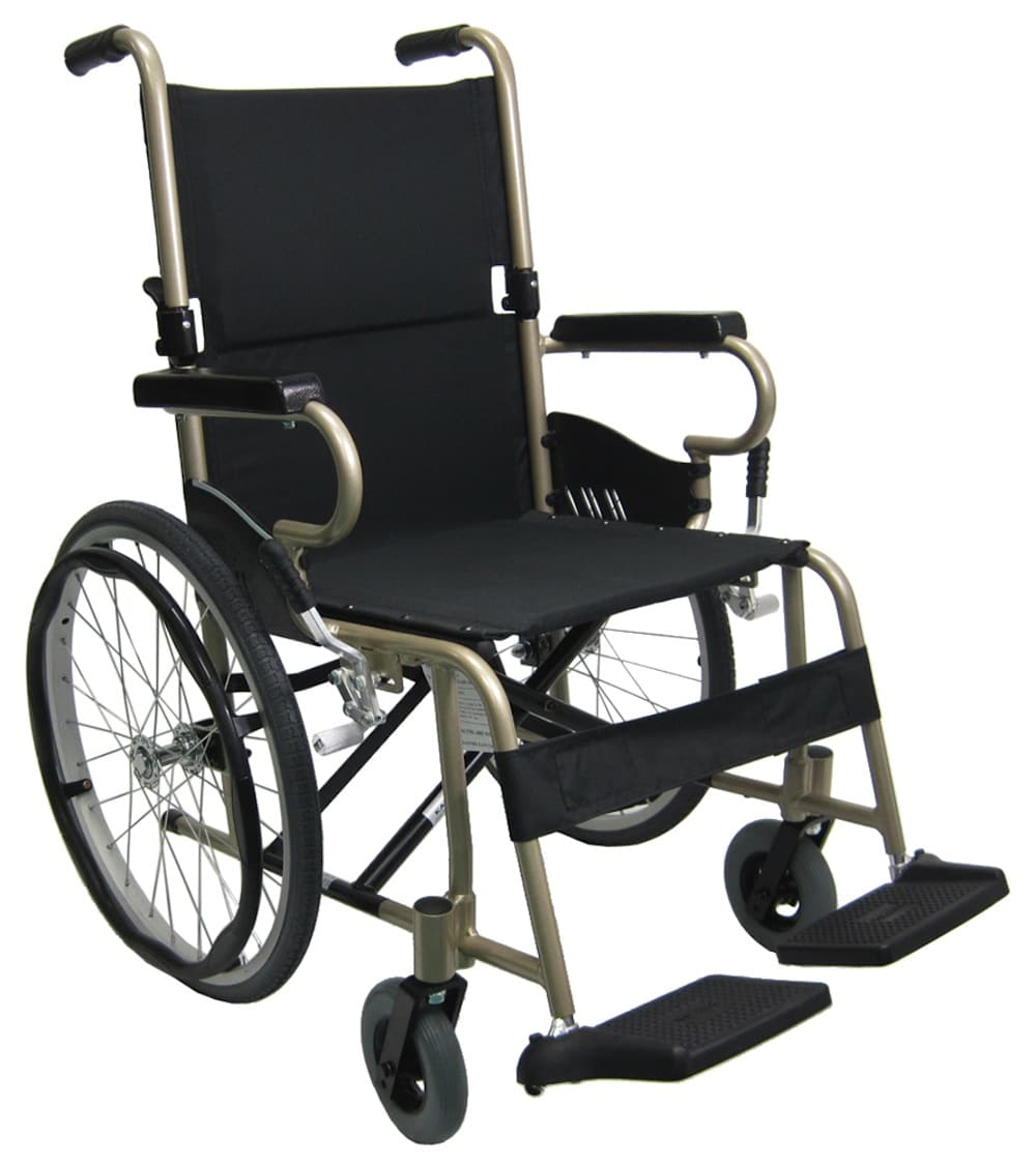 aluminum ultra light weight wheelchair weighs only 25 lbs 56 details. Black Bedroom Furniture Sets. Home Design Ideas