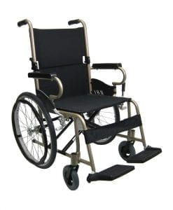 km-9020 ultra light wheelchair