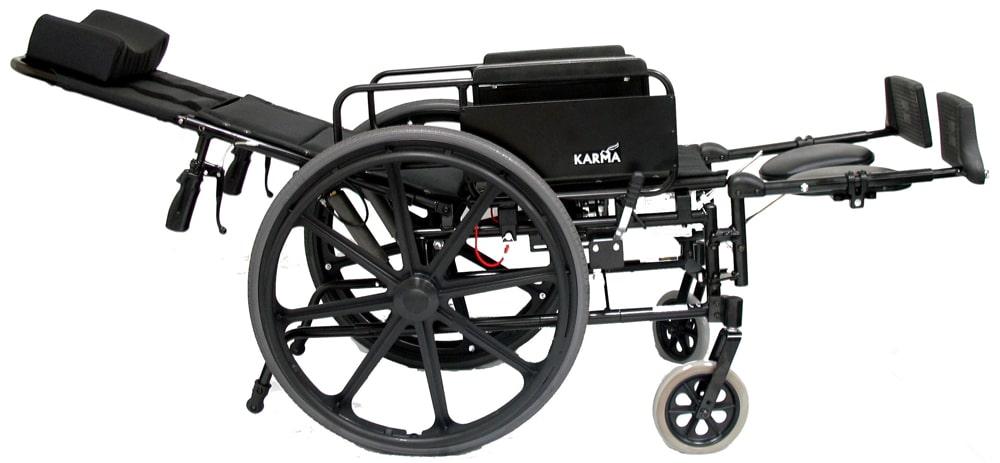 KM-8520 fully extended