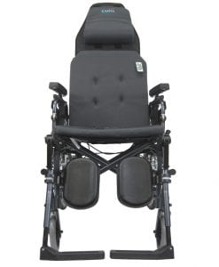 MVP 502 Front Elevating Leg Rests Top View