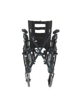 MVP 502 Folded Wheelchair