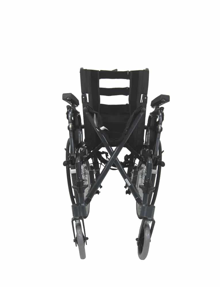MVP 502 Folded Wheelchair