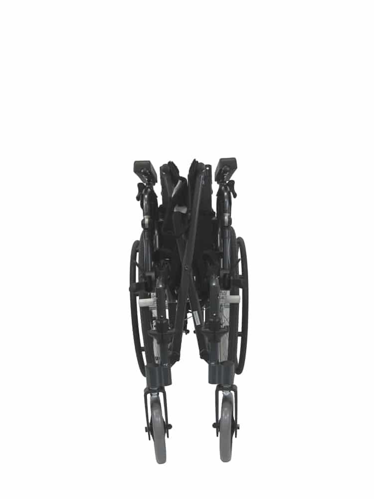 MVP 502 Folded Reclining Wheelchair