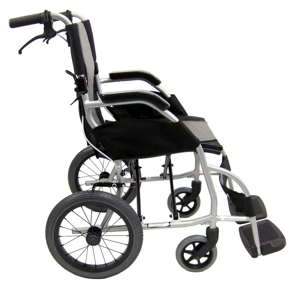 Wheelchair With Small Wheels Karman Healthcare