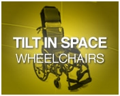 Tilt in Space Wheelchairs