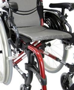 S-305 Ergonomic Wheelchair Front view