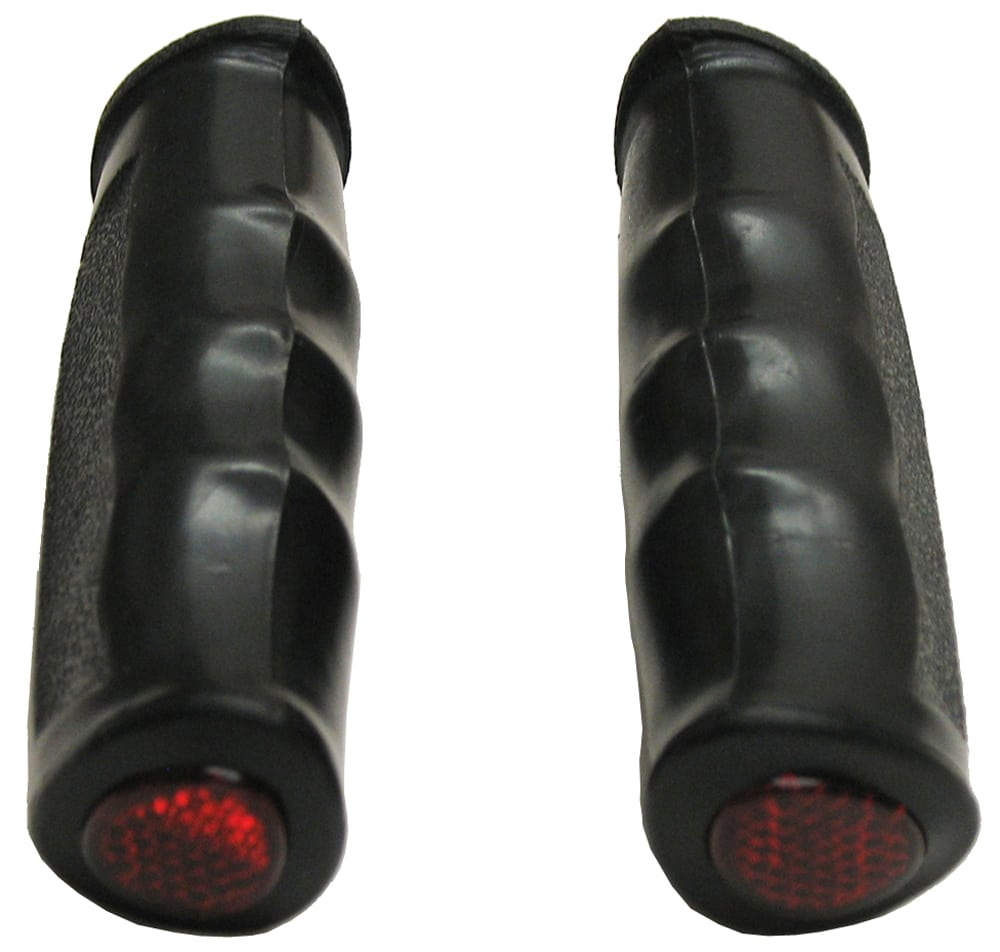 Wheelchair Hand Grips red