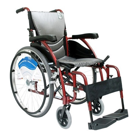 Ultra Lightweight Wheelchair Thumbnail