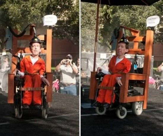8 Cool Wheelchair Costumes For Kids And Their Wheelchairs