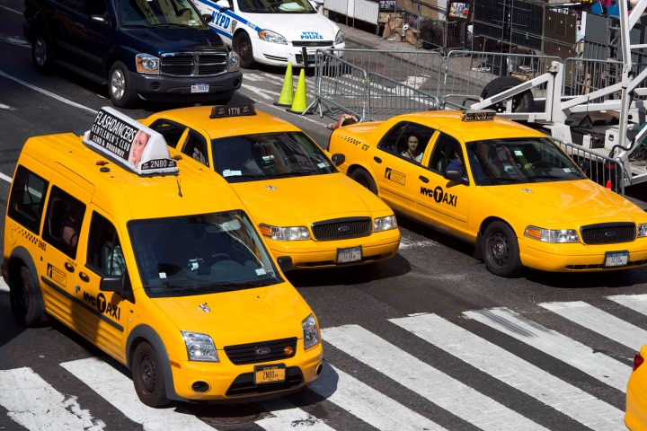 New York Wheelchair Accessible Taxis 2020