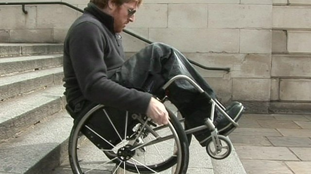 How To Get A Wheelchair Up And Down Stairs Guide To