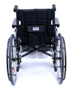 flexx wheelchair rear view