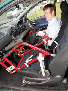 Wheelchair Lift For Car >> How To Lift A Wheelchair Into A Car Getting A Wheelchair Into A Car