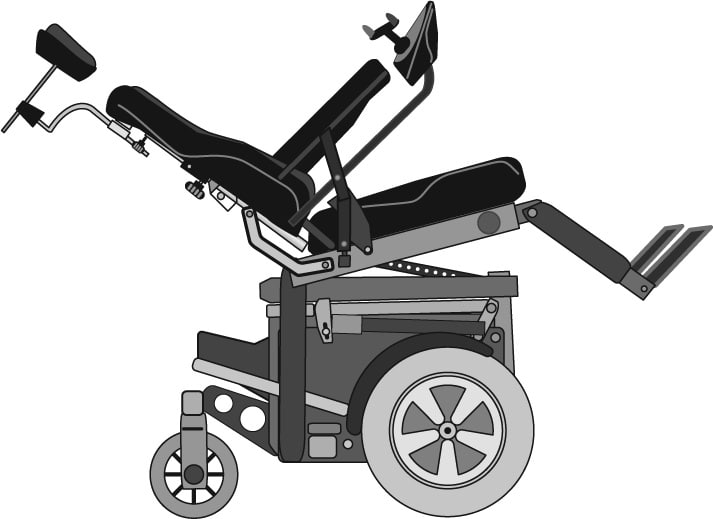 rear wheel drive wheelchairs
