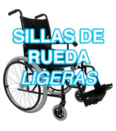 sillas de rueda ligeras en mexico