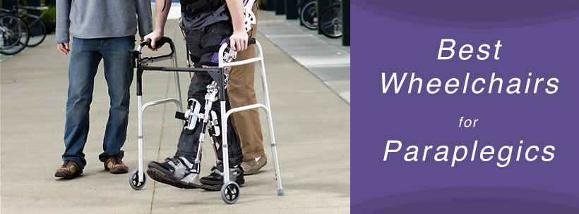 Best Wheelchairs for Paraplegics