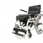XO-101 Standing Wheelchair Manual Propel Power Stand 3