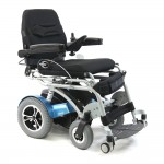 "XO-202 Junior 14"" Seat Standing Power Assist Wheelchair"
