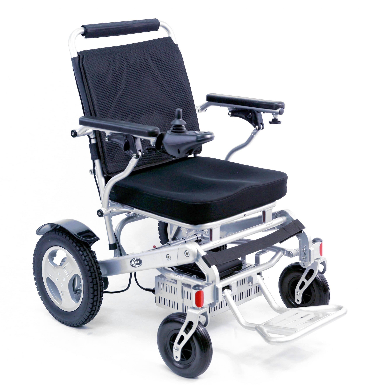 Swell Karman Tranzit Go Foldable Power Wheelchair Bralicious Painted Fabric Chair Ideas Braliciousco