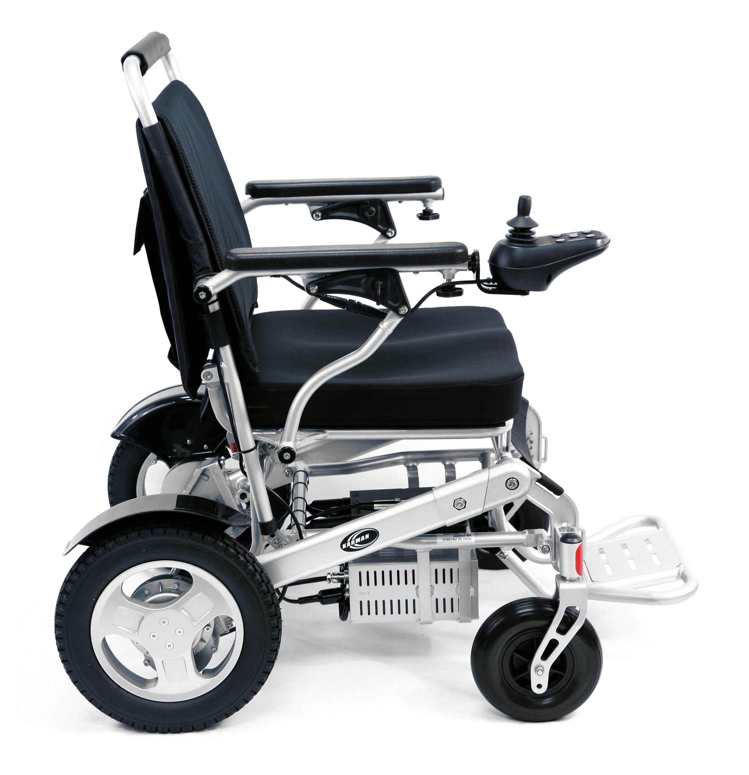 Amazing Karman Tranzit Go Foldable Power Wheelchair Bralicious Painted Fabric Chair Ideas Braliciousco