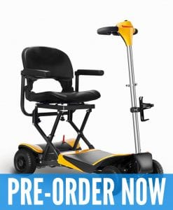 volare power scooter