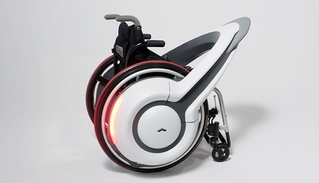 Concept wheelchair