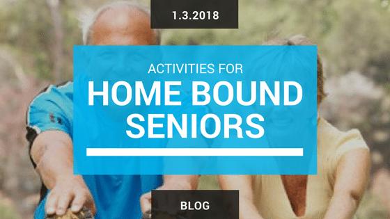 Home bound seniors